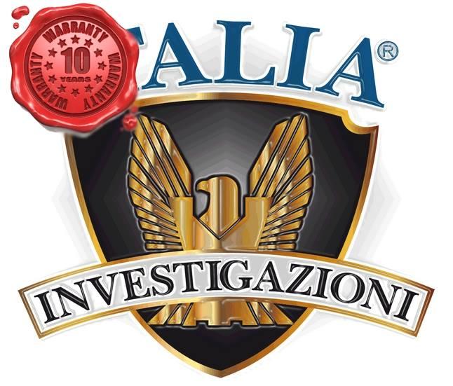 Logo agenzia investigativa